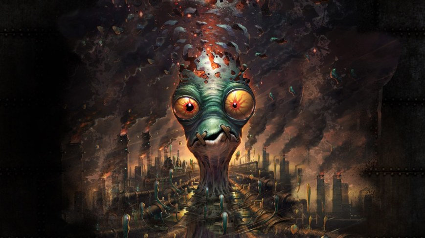 oddworld bestiario monster movie