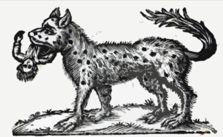 Bestia di Cusago Bestiario Lombardia