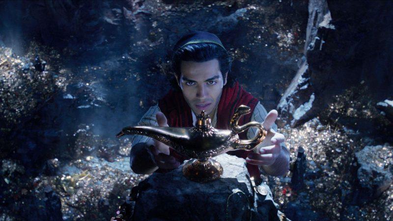 Aladdin e la lampada