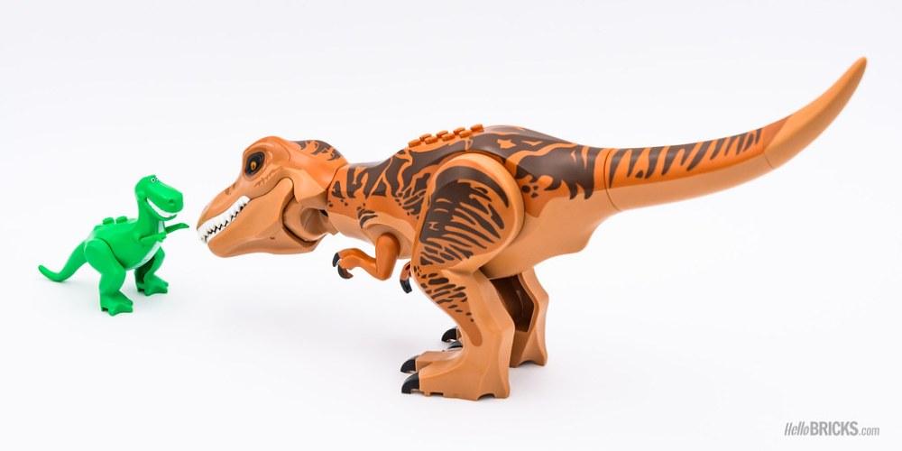 Lego Toy Story Tirannosauro