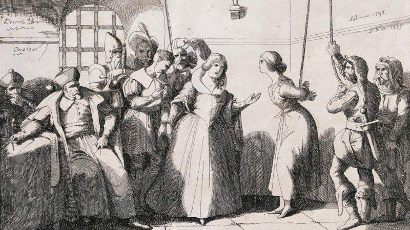 Beatrice Cenci inquisizione