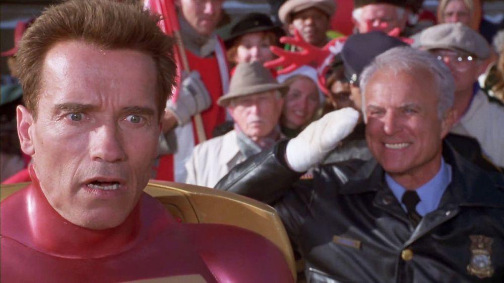 Turbo Man Schwarzenegger