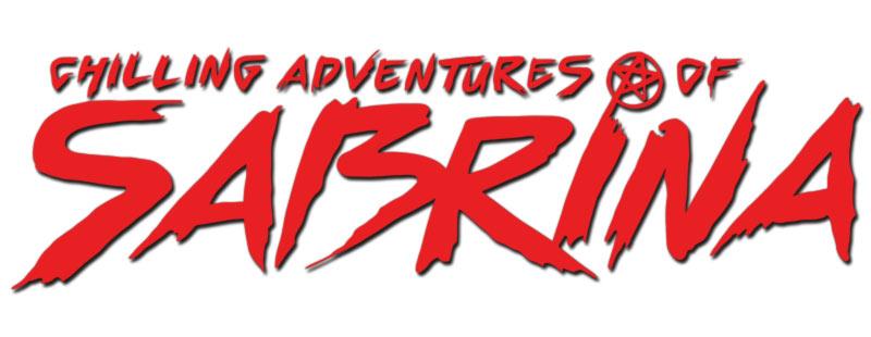 Terrificanti avventure Sabrina logo