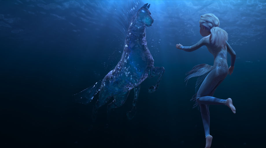 Nokk cavallo in Frozen 2