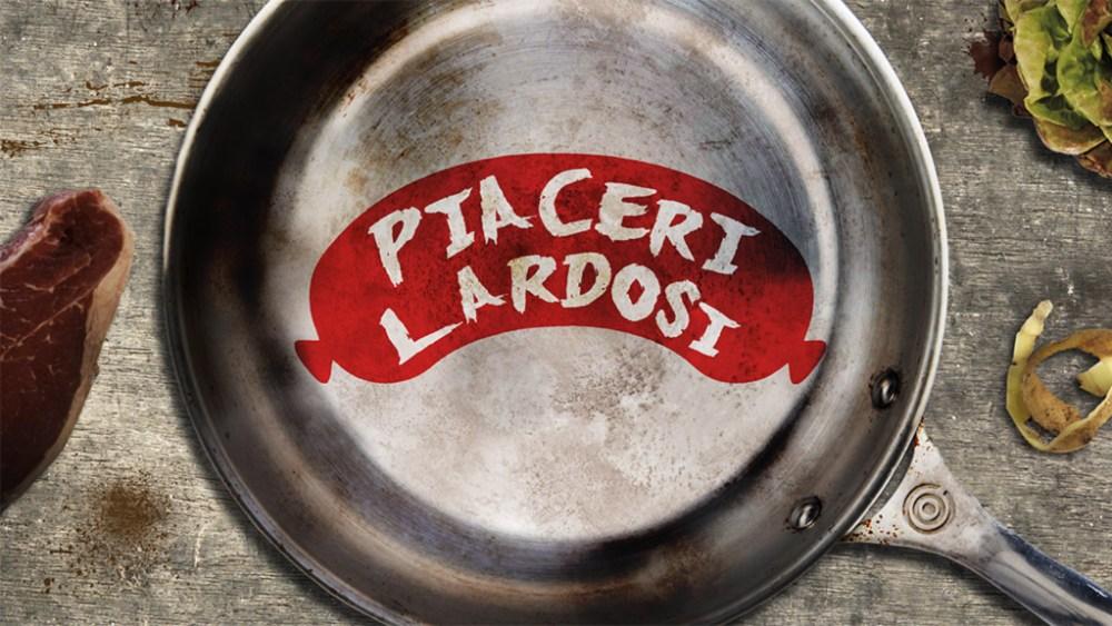 Promo poster di Piaceri Lardosi