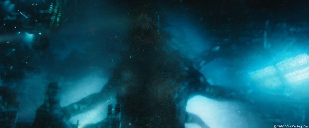 Behemoth ombra sul vetro Underwater
