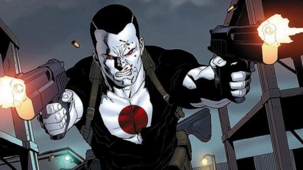 Bloodshot personaggio fumetti