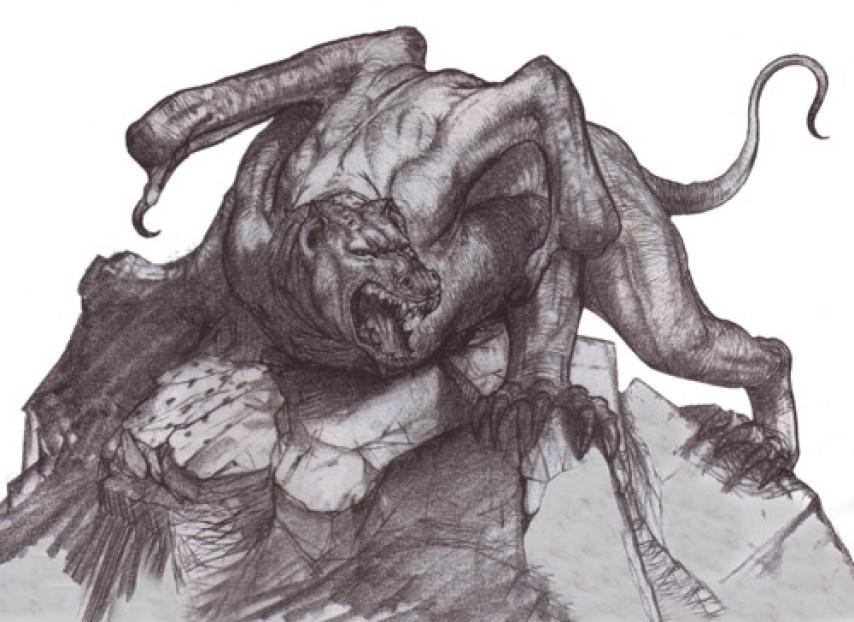 Grifone Godzilla 94