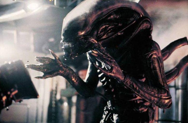 Alien Xenomorfo ciak dietro le quinte