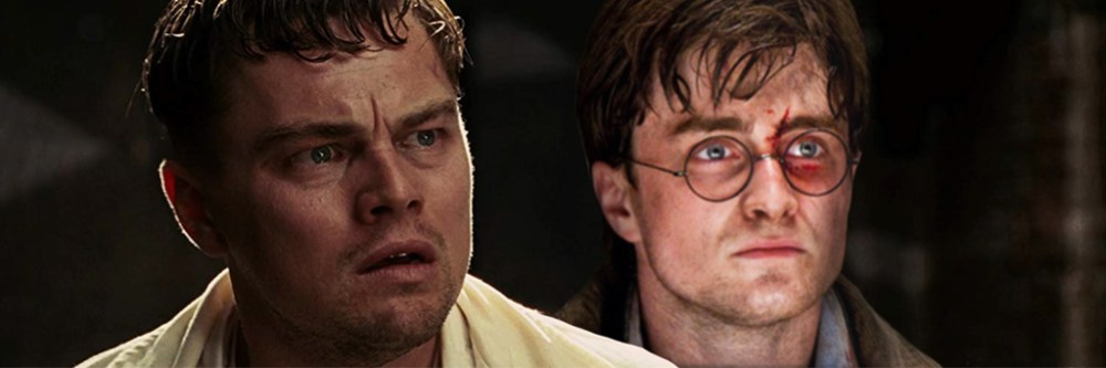 Harry Potter e DiCaprio in Shutter Island
