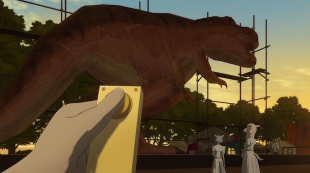 Beastars festa dei dinosauri