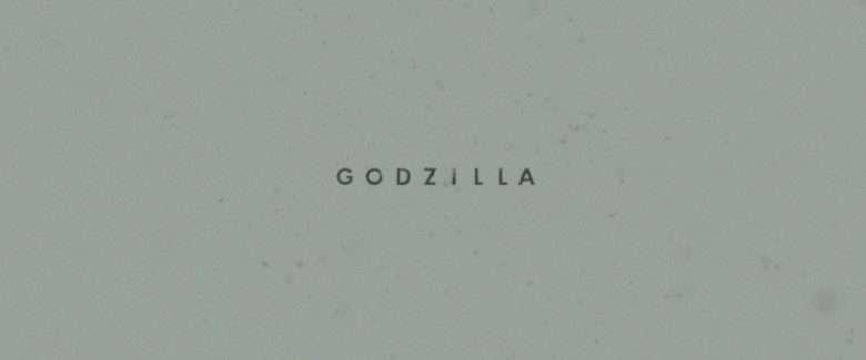 Godzilla LOGO piccolo