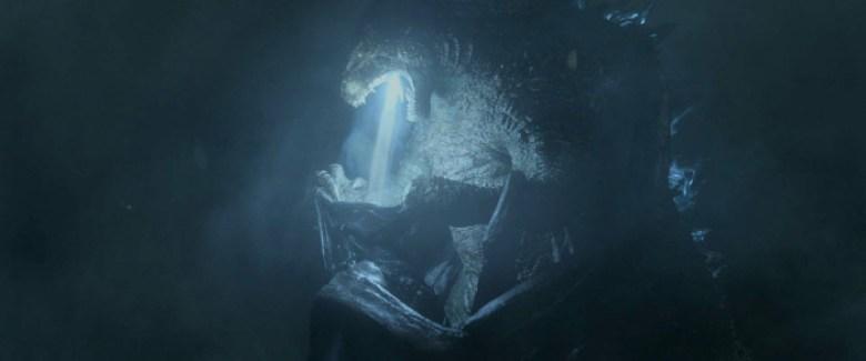 Godzilla uccide MUTO Piccolo