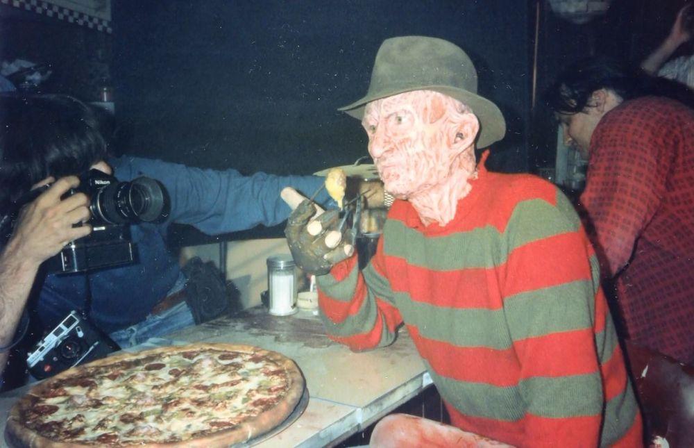 Nightmare soul pizza, pizza delle anime