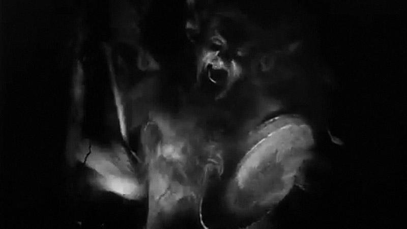Demone nel film Antrum