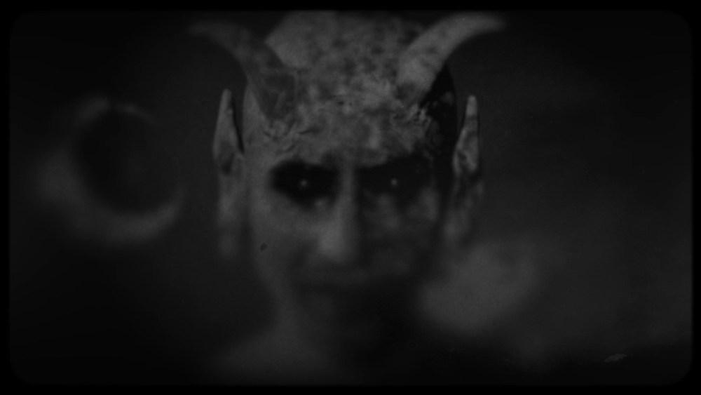 Antrum film figura di Satana