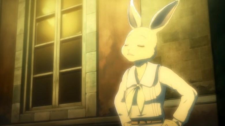 Haru coniglietta di Beastars