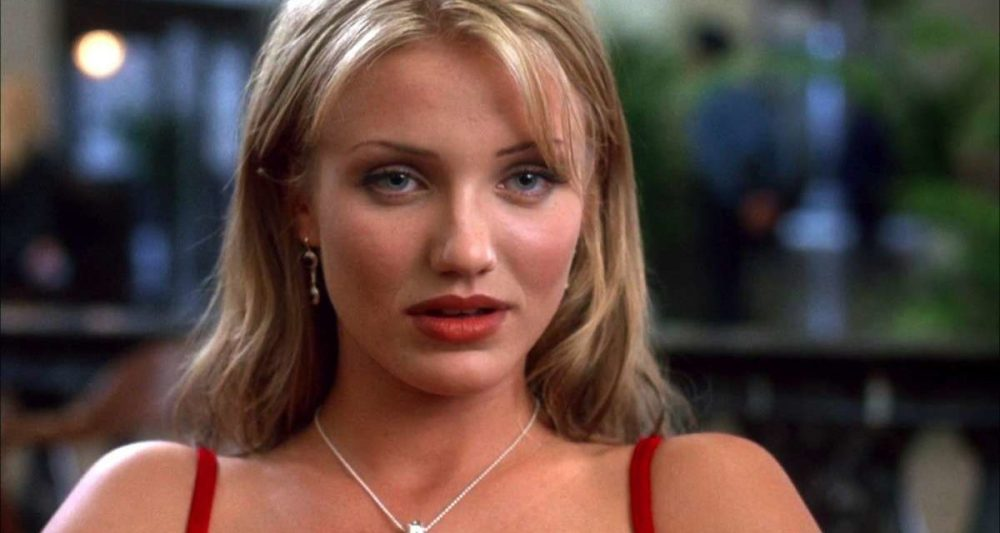 Cameron Diaz film The Mask