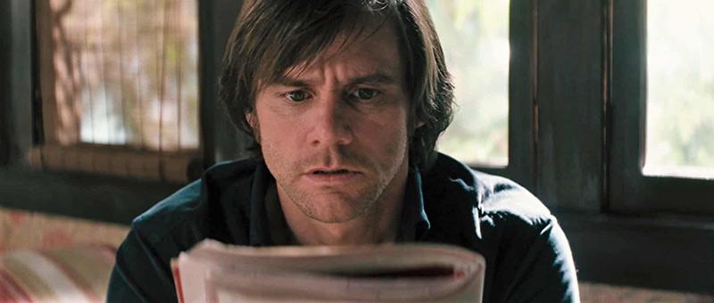 Jim Carrey numero 23 scena