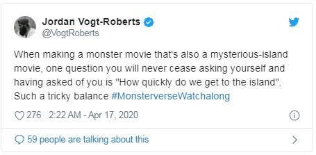 jordan monster movie kong monsterverse