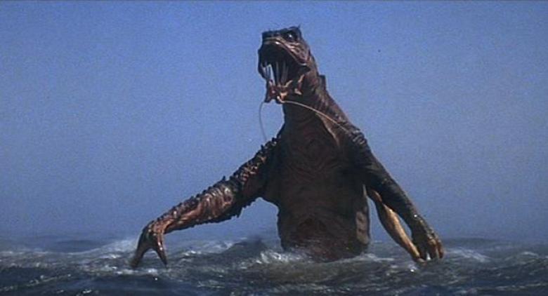 Mostro finale di Leviathan