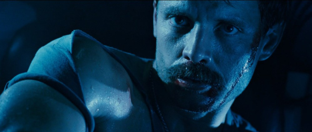 Michael Biehn in the Abyss