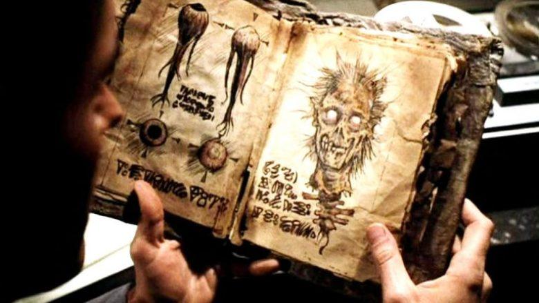 Evil Dead libro necronomicon