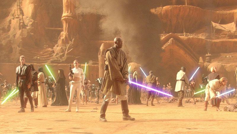 Star Wars Episodio 2 attacco dei cloni arena