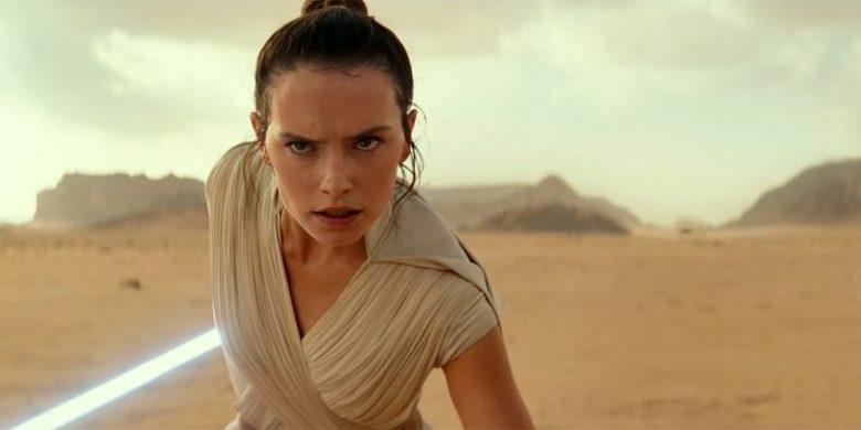 Daisy Ridley Star Wars 9