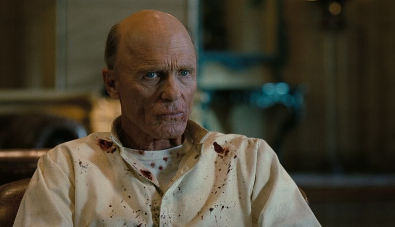 Ed Harris in Westworld come William