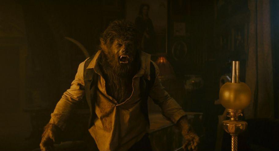 Wolfman Benicio Del Toro film 2010