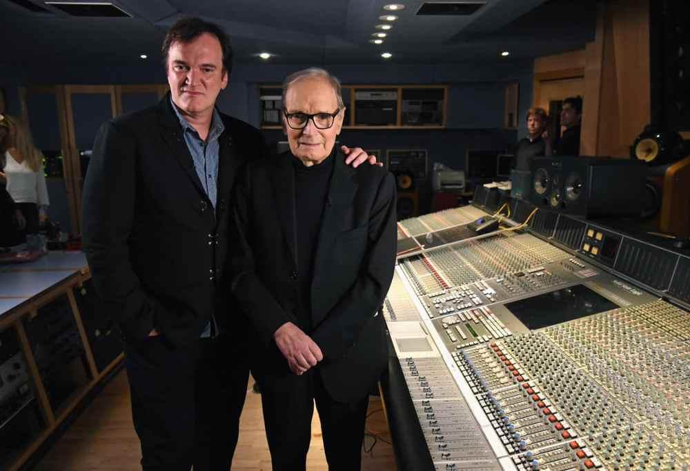 Morricone e Tarantino