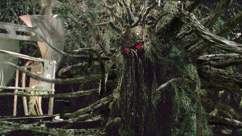 Man Thing natura terrore film