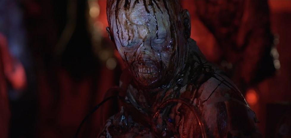 The Void mostro zombie
