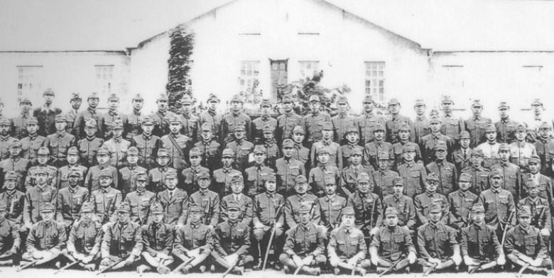 Membri dell'Unità 731