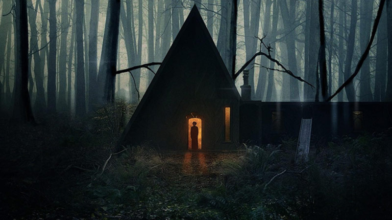 Gretel e Hansel poster casa