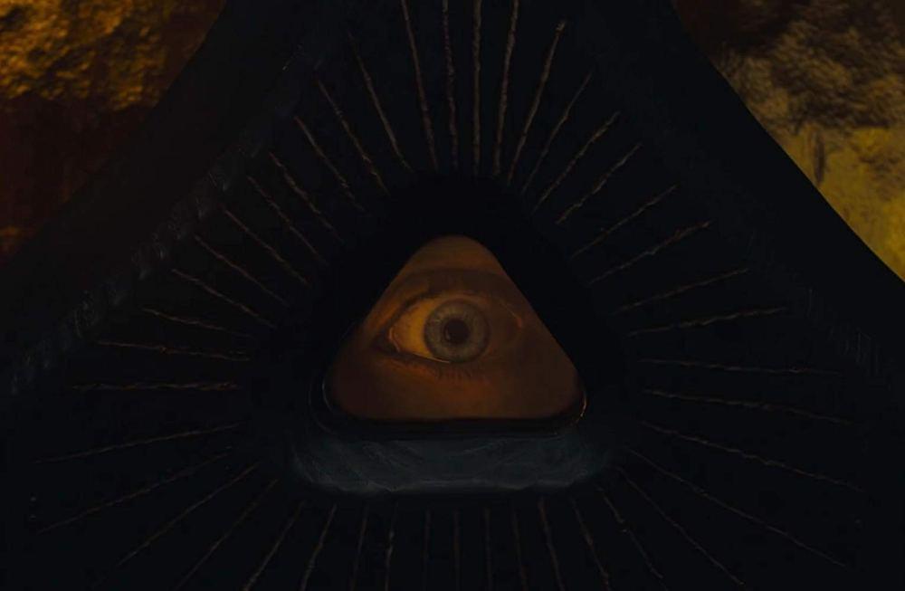 Scena occhio triangolo Gretel & Hansel
