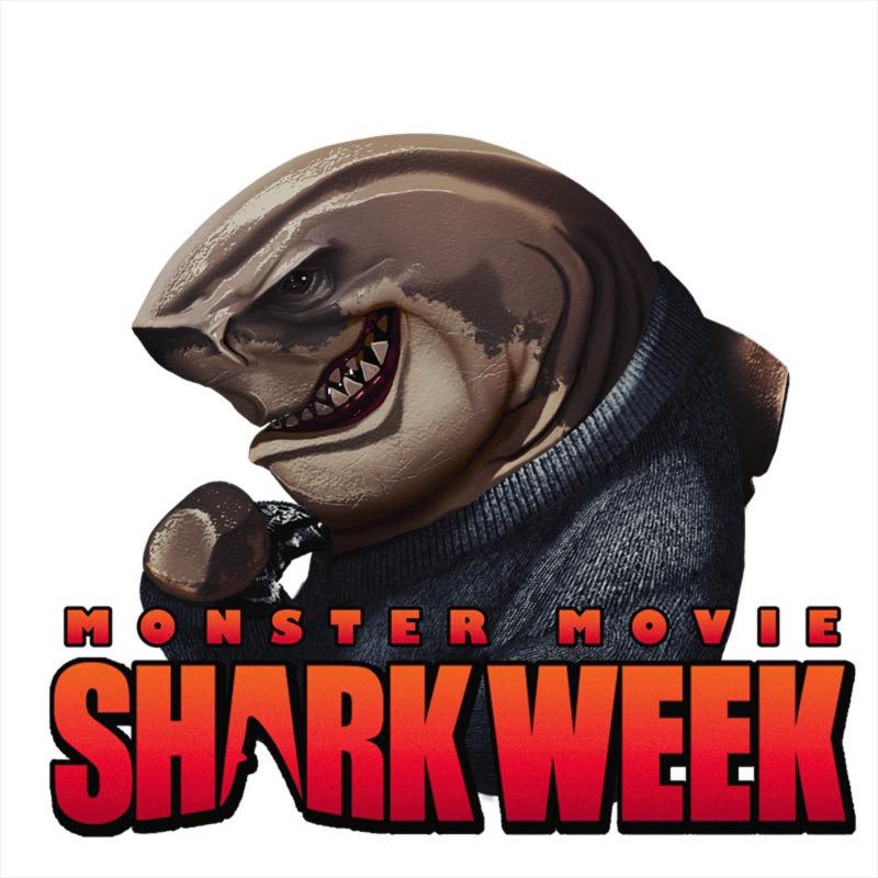 Logo Shark Week Monster Movie Italia