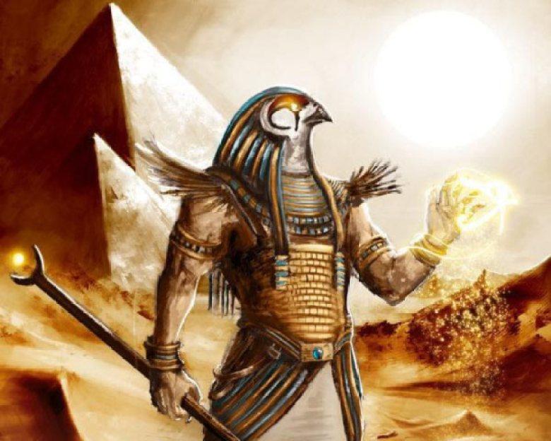 Horus artwork dio egizio