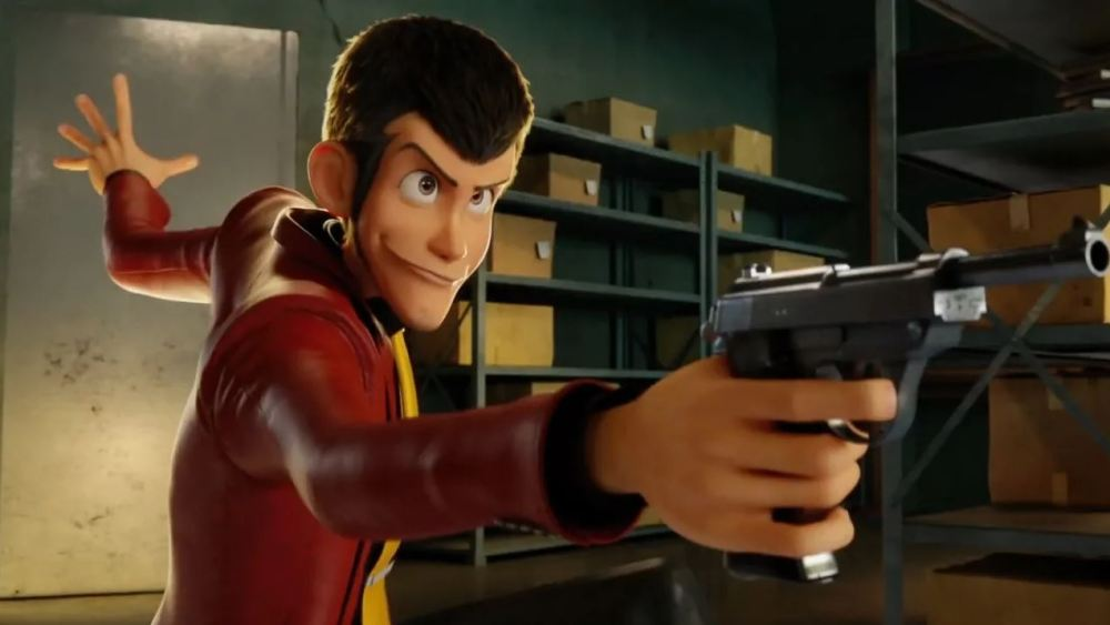 Lupin the First sparatoria