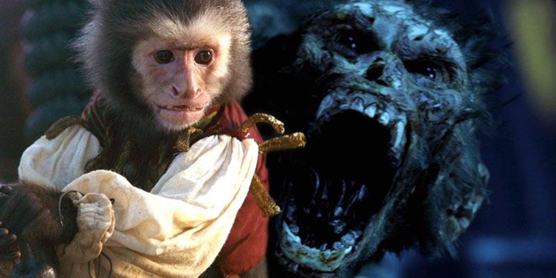 Jack II scimmia pirati dei caraibi