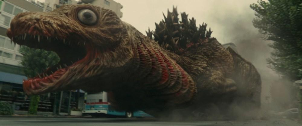 Godzilla Resurgence secondo stadio