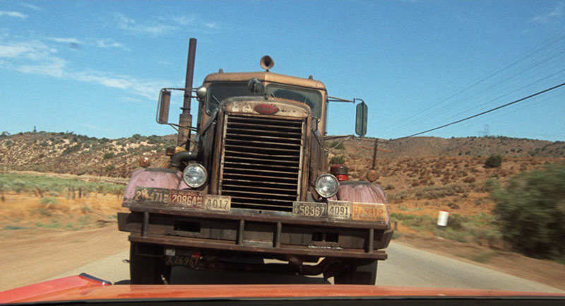 Duel camion cattivo
