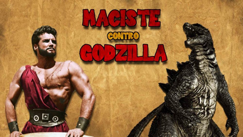 Maciste contro Godzilla film peplum