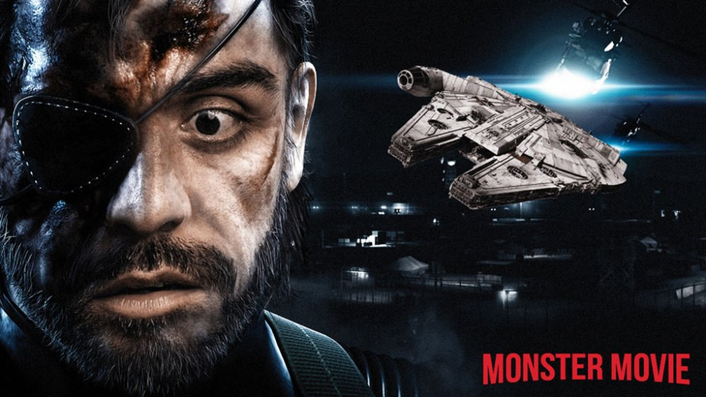 Oscar Isaac Solid Snake secondo Monster Movie