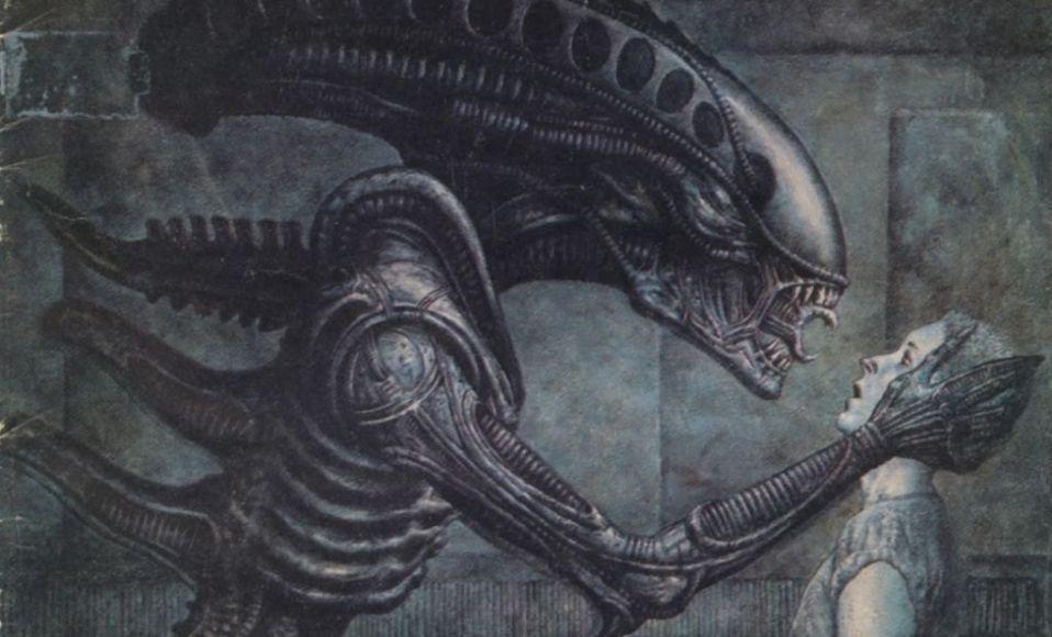 Aliens incubo sulla terra fumetto