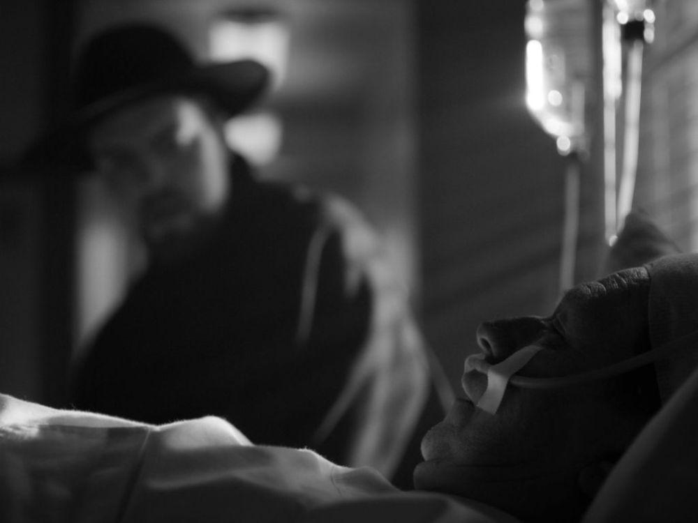 Orson Welles in Mank