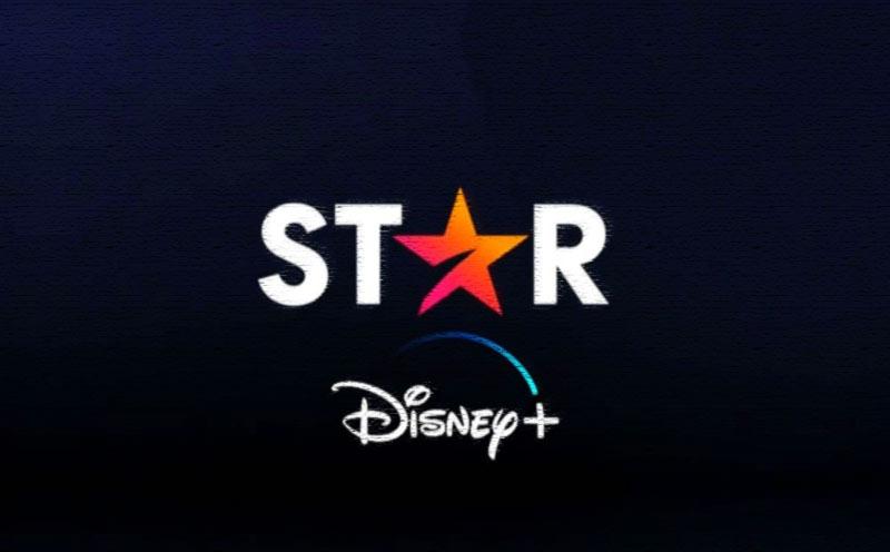 Star Disney Plus streaming logo