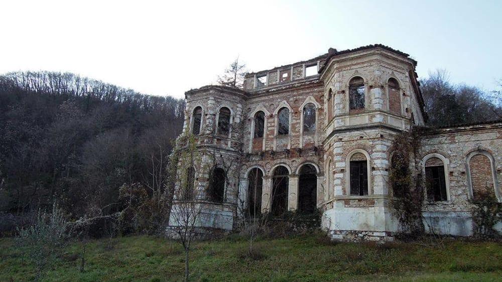 Villa Fraccaroli fantasma bambina