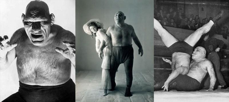 maurice tillet wrestler